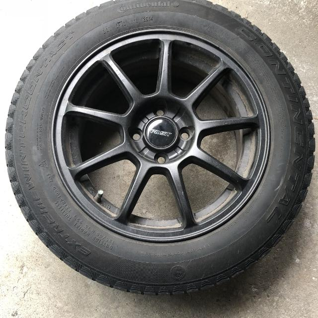 Mini Cooper Tires >> Tires And Wheels Mini Cooper S 2011 Winter