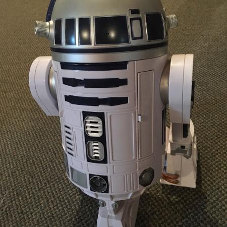 Used, R2D2 Star Wars Interactive Droid for sale  Canada