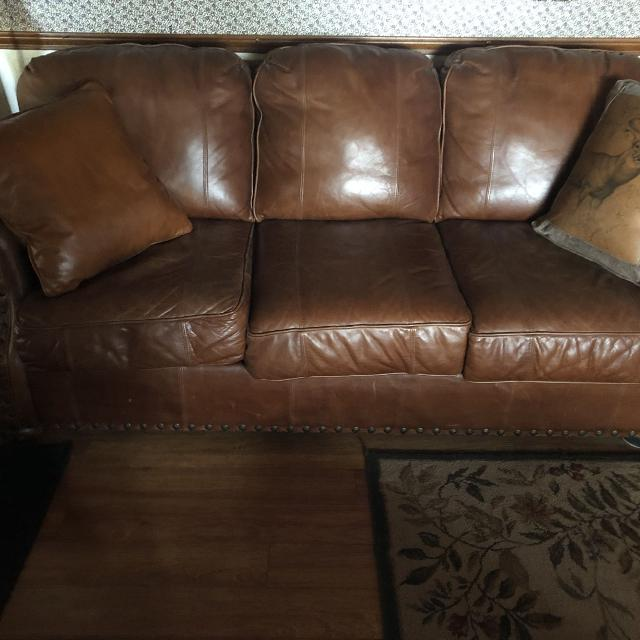 Best Leather Queen Sleeper Sofa For