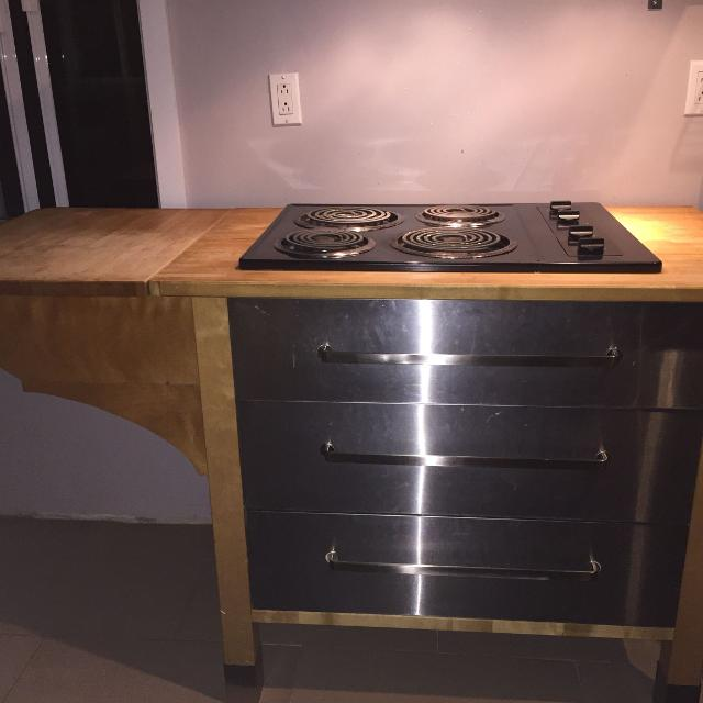 Find More Ikea Counter With Stove Top