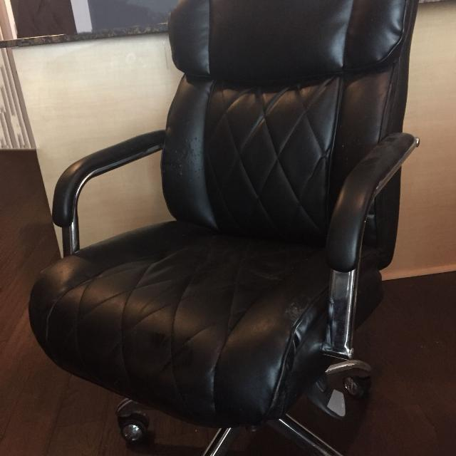Best La Z Boy Executive Leather Office Chair For In Yorkville Ontario 2019