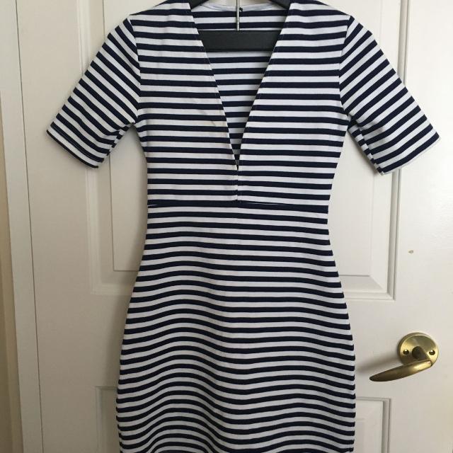 8ba2cc75 Best Zara Stripe Dress for sale in Yorkville, Ontario for 2019