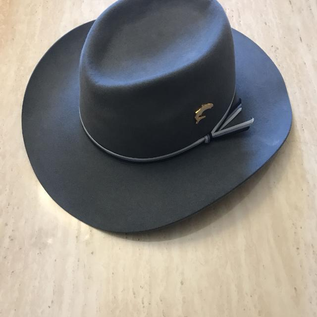 """Best Akubra """"the Great White Shark"""" Greg Norman Collection Hat for sale in  Ajax 7c7ea78180b4"""