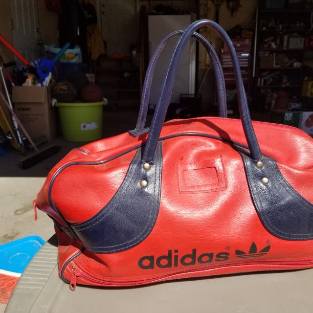 5ebeb8fae9a8 Find more Last Reduction!!! Vintage Adidas Bag for sale at up to 90% off