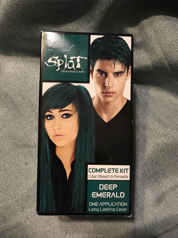 Best Splat Emerald Green Hair Dye Brand New For Sale In Pensacola