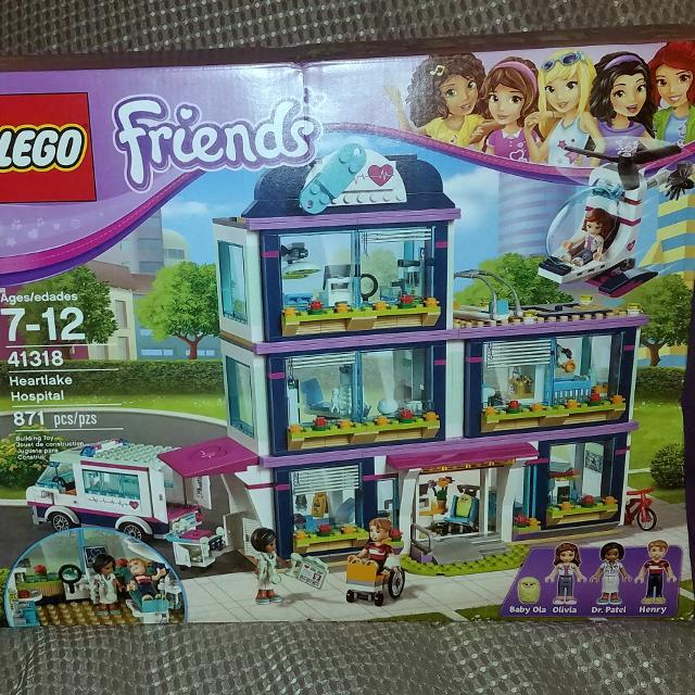 Find More Brand New Lego Friends Heartlake Hospital For Sale At Up