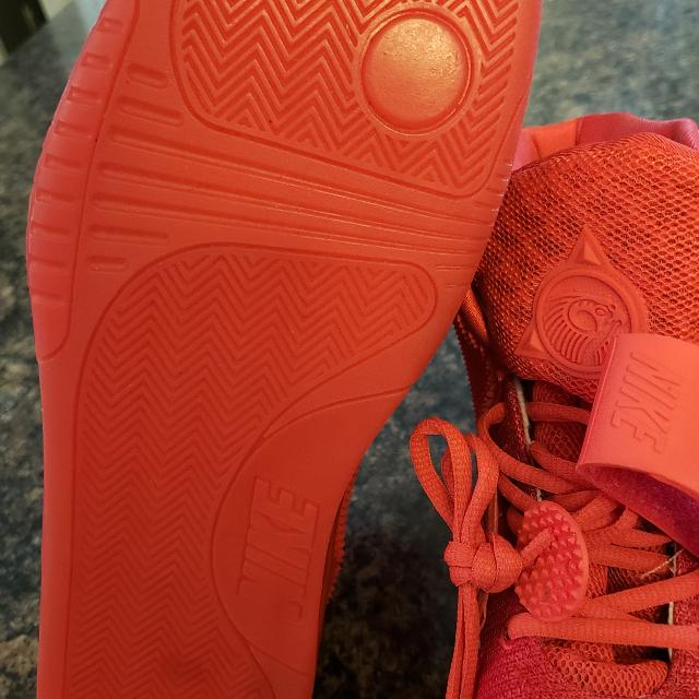 2be5c7721296c Best Nike Air Yeezy 2 Red October Reproduction for sale in St. Thomas