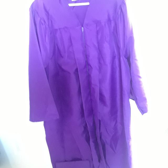 Best Purple Graduation Cap And Gown for sale in Germantown ...