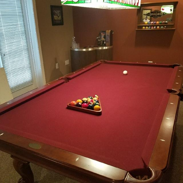 Find More Foot Olhausen Santa Ana Model Pool Billiards Table For - Santa ana pool table
