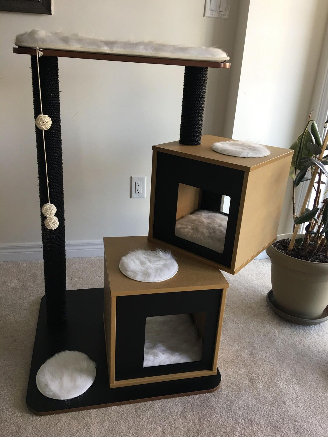 Best Vesper Cat Tree For Sale In Oakville Ontario For 2019