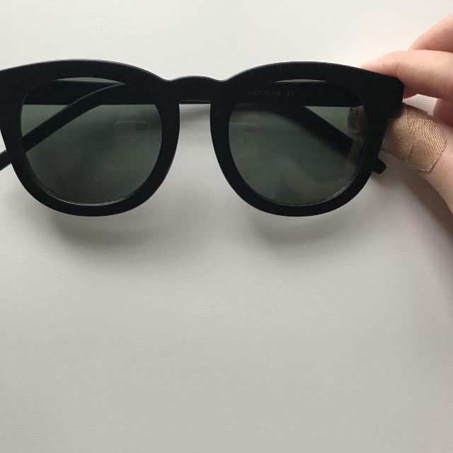 "a76a9e376d3fb Best Quay Australia Matte Black ""breakfast Club"" Sunglasses for sale in  Dollard-Des Ormeaux"