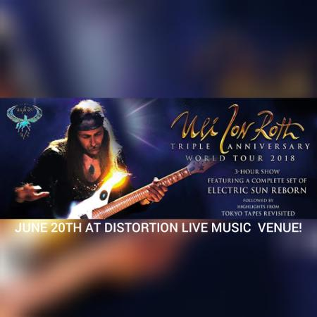 Uli Jon Roth (Of The Scorpions) in... for sale  Canada