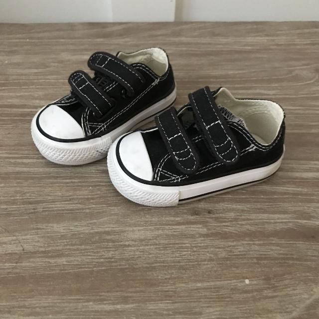 16670bd6948 Find more Converse All Star Baby Shoes Size 2 for sale at up to 90% off
