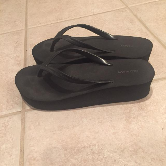 ca33f472c18856 Best Old Navy Platform Flip Flops for sale in Morton