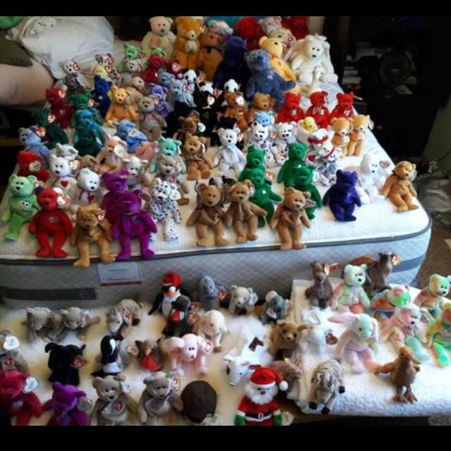 aea99973c45 Best Rare Beanie Babies. Collectors  price Of Each Vary  for sale in  Yakima