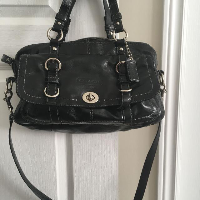 30c81284b9 Best Authentic Black Coach Purse for sale in Oshawa, Ontario for 2019