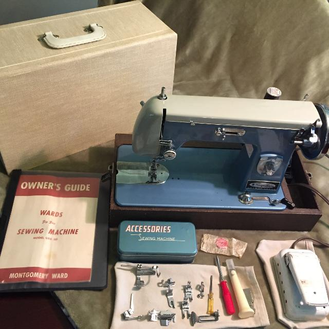 Best Wards Signature Sewing Machine For Sale In Fort Myers New Signature Sewing Machine