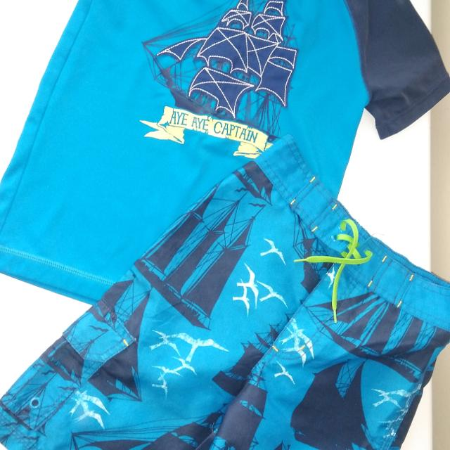 80e9f62928 Find more Gymboree Swim Dress Boy Size age 6 for sale at up to 90% off