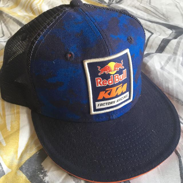 6683487b Find more Red Bull/ktm Trucker Hat for sale at up to 90% off