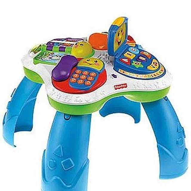 Fisher Price Stand Learn Play Table