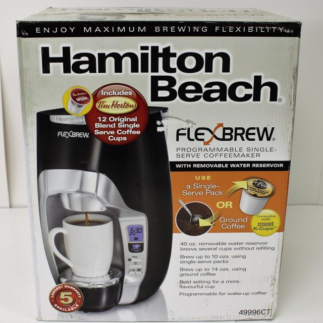 Hamilton Beach Flexbrew Single Serve Coffee Maker Best Coffee 2017
