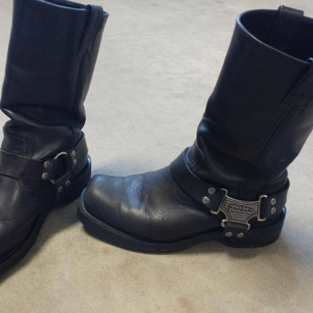 fb379497ea5b Find more Mens Harley Davidson Boots Size 9 for sale at up to 90% off