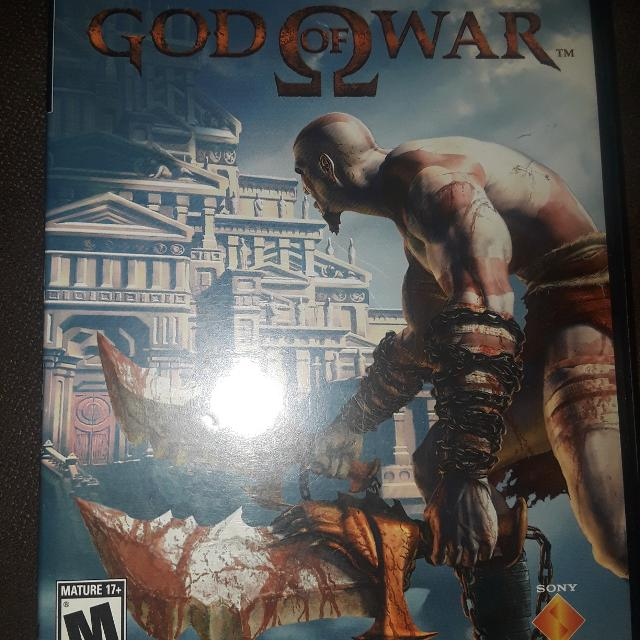 2977ce4dc0 Find more God Of War Ps2 for sale at up to 90% off