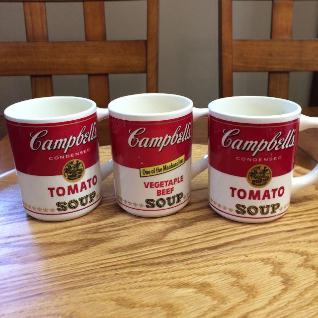 Find more Vintage Campbell\'s Soup Coffee Mugs. for sale at up to 90% off