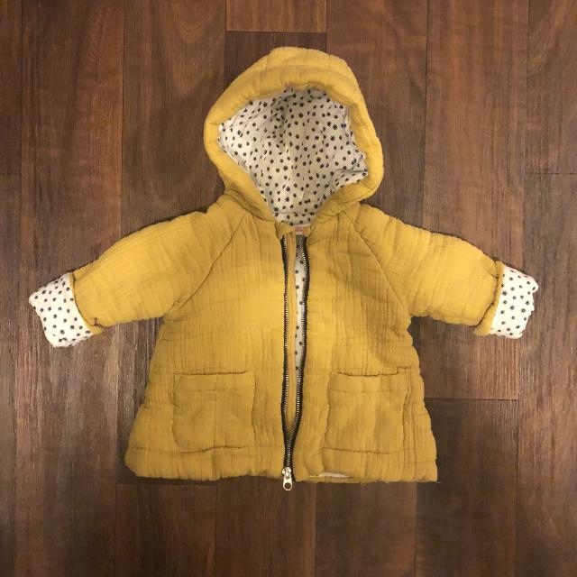 a21a358a Find more Zara Babygirl Quilted Jacket 9-12m for sale at up to 90% off