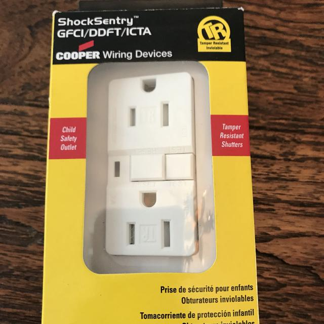 Cooper Wiring Devices ShockSentry GFDI/DDFT/ICTA PRICE DROP on cable management devices, plantronics devices, xbee devices, pinout electrical devices, hubbell twist lock devices,