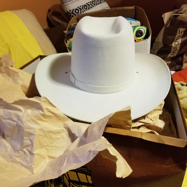 Best Levi Cowboy Hat for sale in Jefferson City d9e596ec1f0