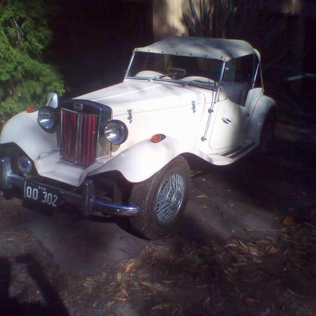 Best 1980 Migi Kit Car (1950 Mg Td Replica) For Sale In