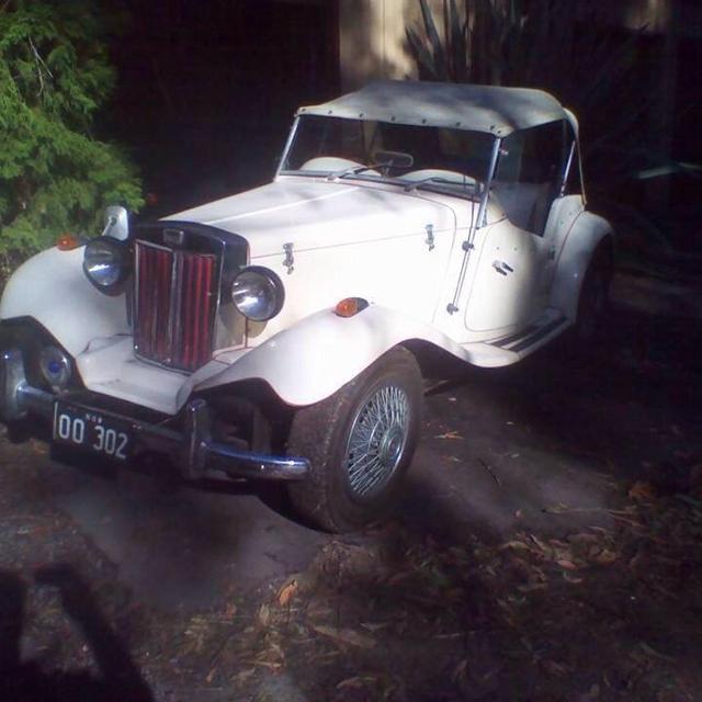 Best 1980 Migi Kit Car (1950 Mg Td Replica) For Sale In