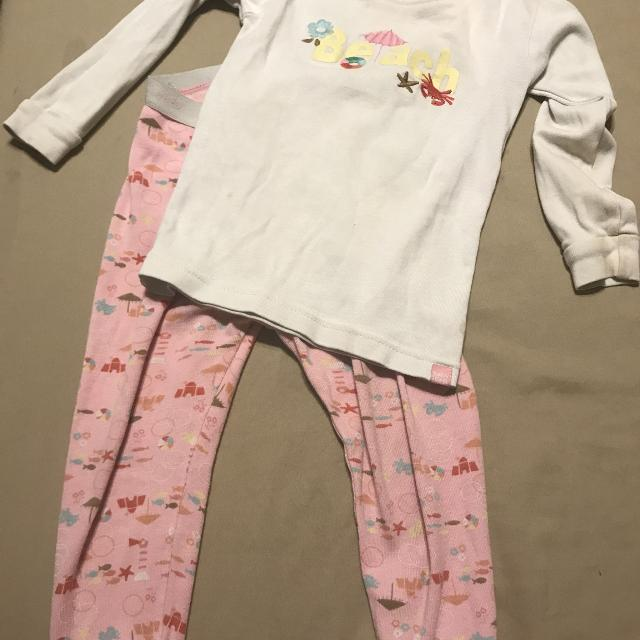 96ed8b9f5 Find more Baby Gap Pajama Set 18-24 Months Toddler Girl for sale at ...