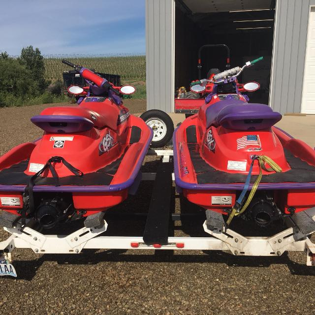 Best Two 1998 Gsx Limited Sea Doos For Sale In Yakima Washington 2019
