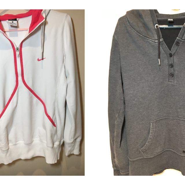 2d86ed4229c0 Best Price Dropped! Nike   Bench. Hoodies ( 2 Items For   for sale ...