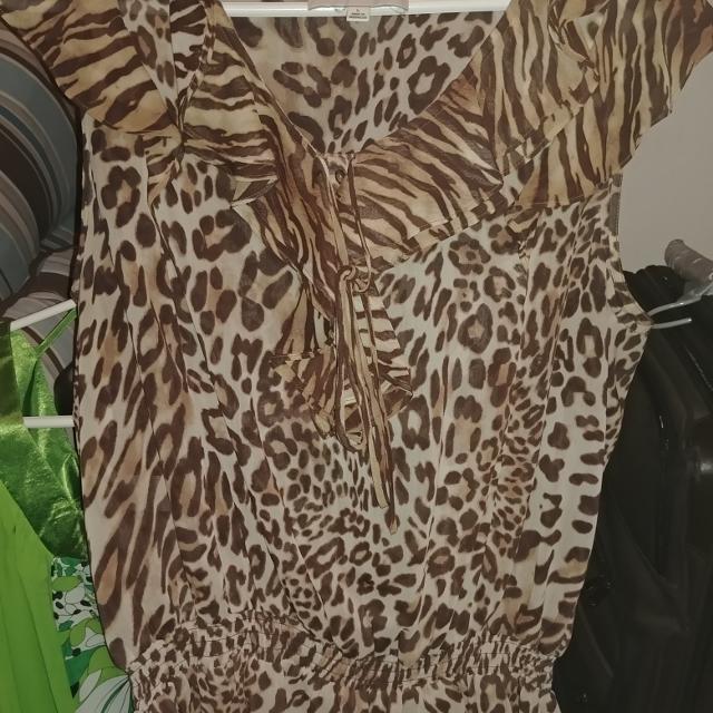 3fb82da6f257de Best Jones New York Leopard Print Blouse for sale in Victoria ...