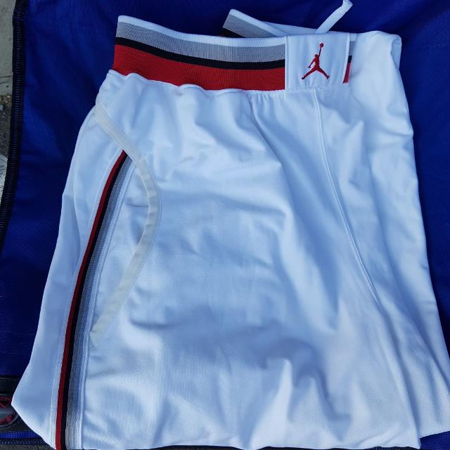 67ca083ee9ef38 Best Bnwot- Air Jordan White With Red black Acccents Xl Track Pants-new for  sale in Ajax