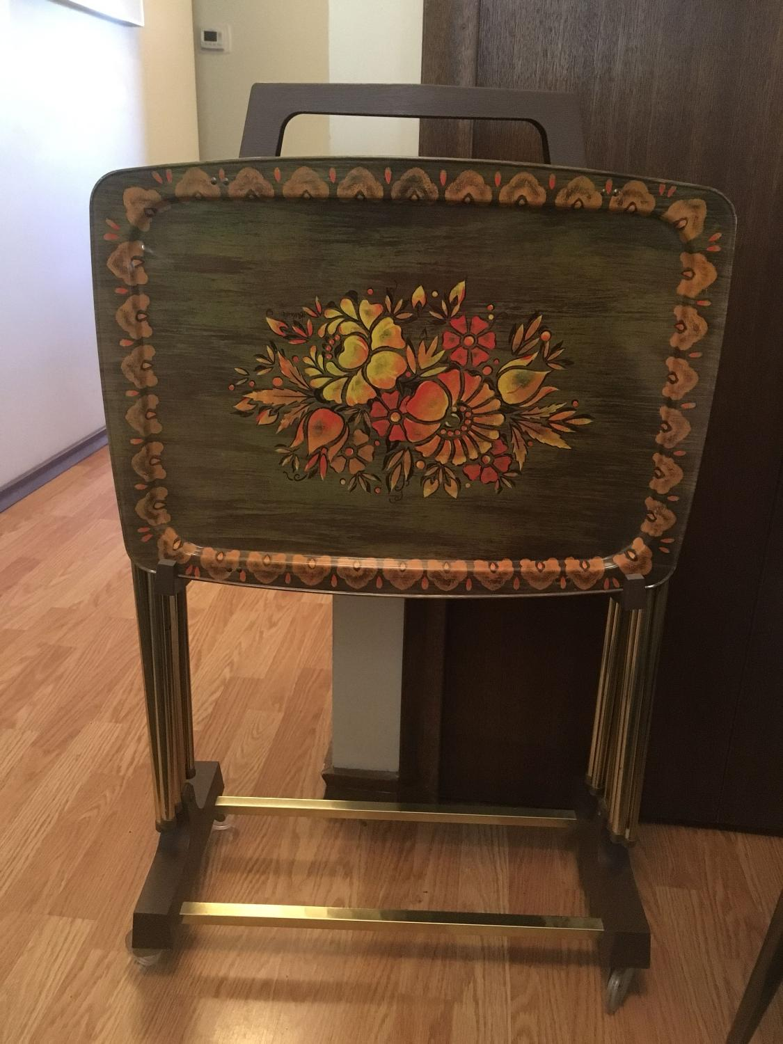 Find more Vintage Tv Trays for sale at up to 90% off