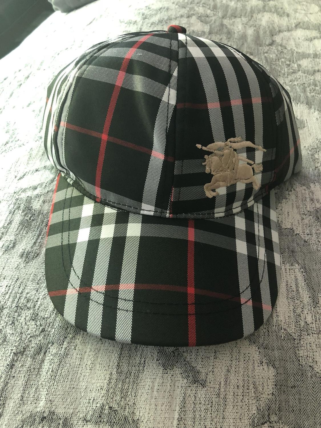 c05c5ef5640 Burberry Baseball Cap For Sale - Parchment N Lead