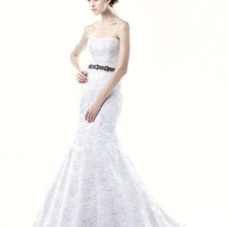 Enzoani Dillon Lace Wedding Dress size 4 for sale  Canada