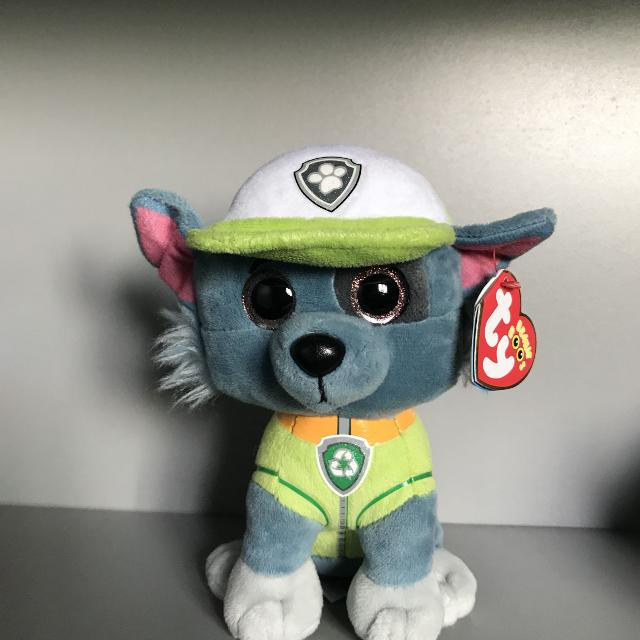 Find more Ty Rocky Beanie Boo for sale at up to 90% off 84382908ec9