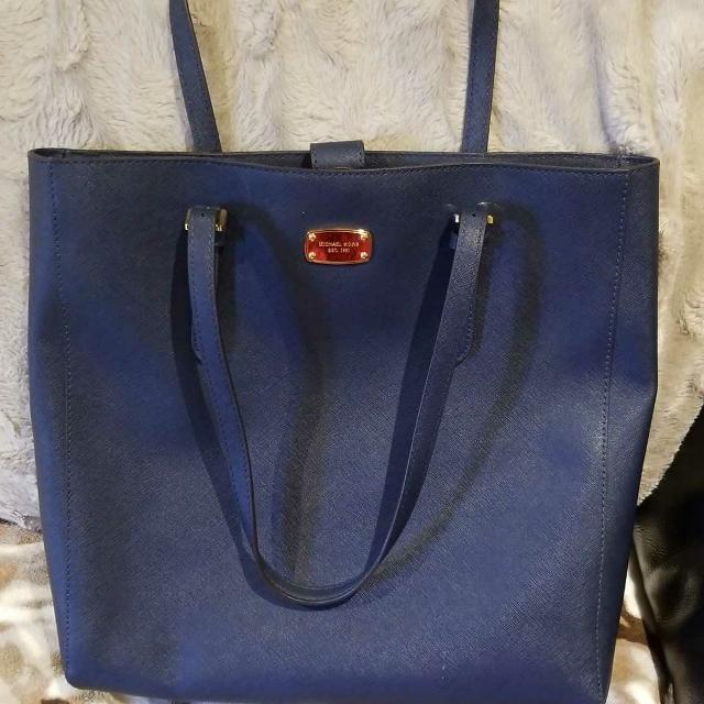e38ee22b29fb91 Best Mk Blue Tote Bag for sale in Newmarket, Ontario for 2019