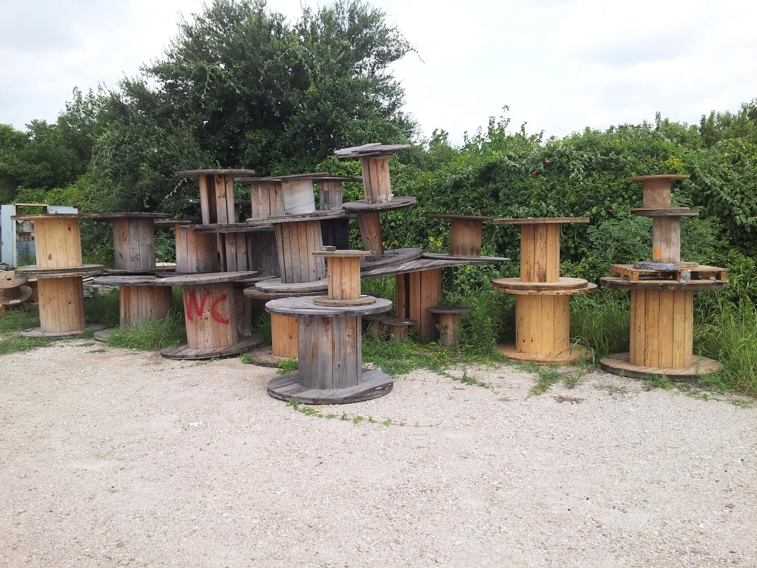 Best Wooden Spools And Pallets for sale in Houston, Texas ...