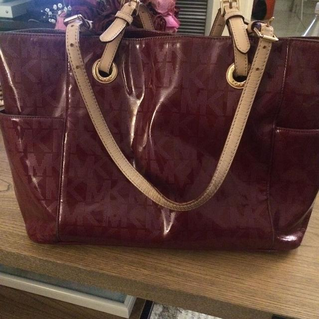 fd528aa6c77f Best Final Price Reduced!! Used Authentic Michael Kors Mk Bag for ...