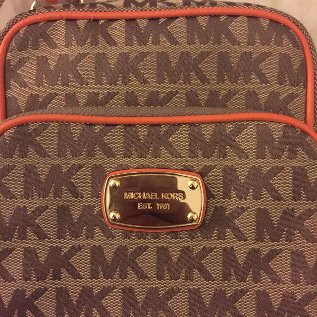 f2fb572dd575 Best Authentic Michael Kors Crossbody Purse for sale in Port Huron ...