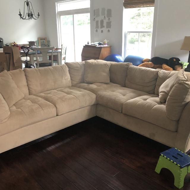 Cindy Crawford Metropolis Sectional For