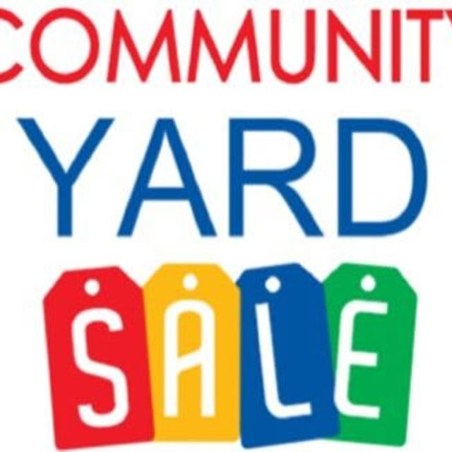Community Yard Sale in White House, Tennessee for 2019