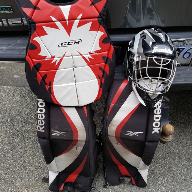 Find More Youth Road Hockey Goalie Gear For Sale At Up To 90 Off