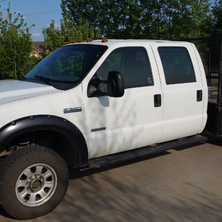 2005 Ford F350 XLT Diesel V8 Super Duty for sale  Canada